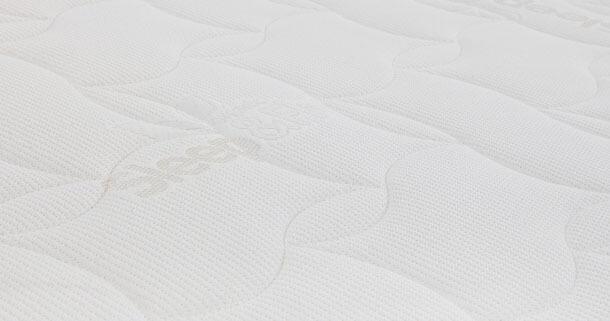 Ткань Bio cotton в матрасе Sleep&Fly ORGANIC Delta
