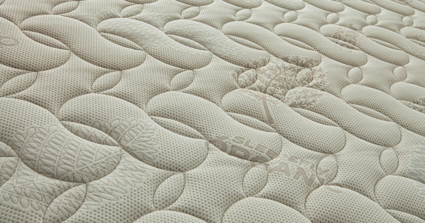 Ткань Bio cotton в матрасе Sleep&Fly Organic Omega