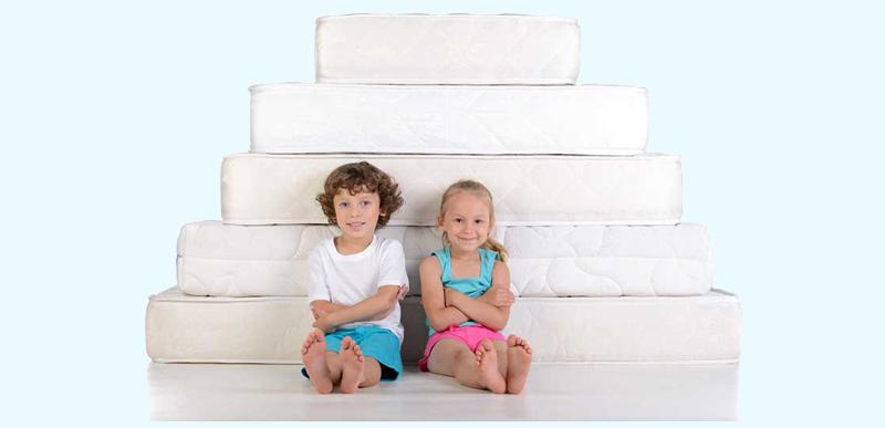 Критерии выбора матрасов для детей