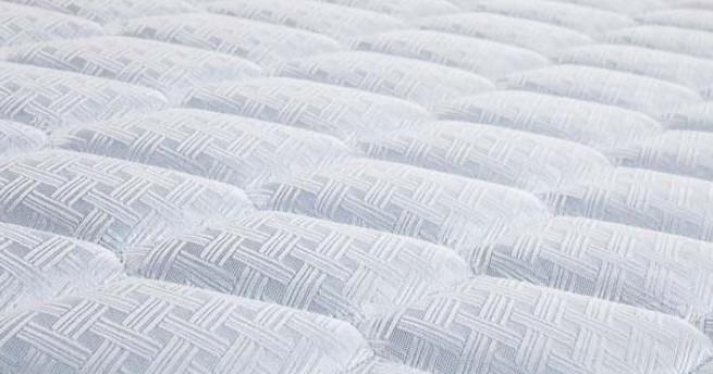 Ткань жаккард Матрас Sleep&Fly Silver Edition Cobalt