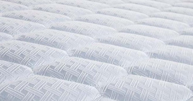 Ткань жаккард в матрасе Ozon Sleep&Fly Silver Edition