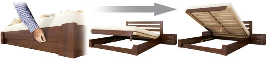 подъемный механизм кровати Estella Selena Auri