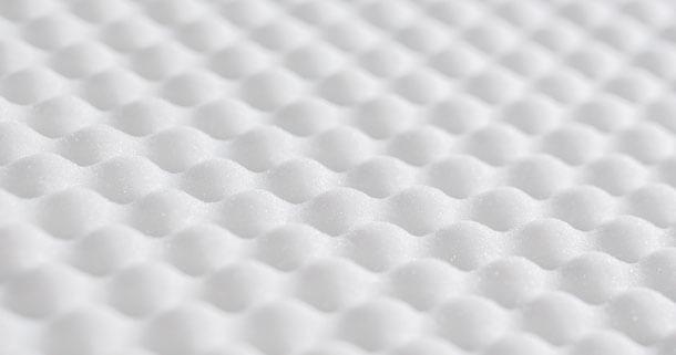 Пена с массажным эффектом в матрасе Sleep&Fly Daily 2 в 1