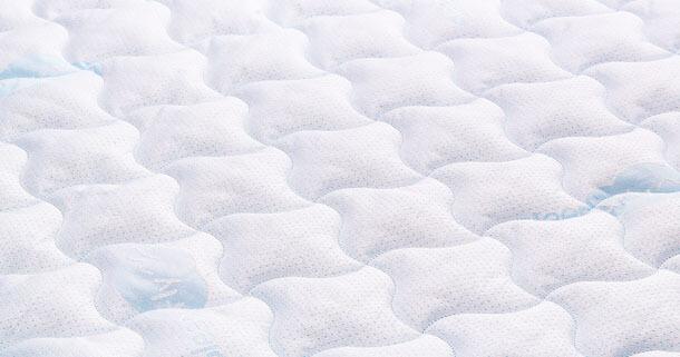 Ткань жаккард в матрасе Sleep&Fly Comby / Комби